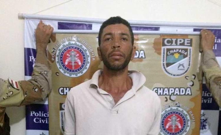 Depois de reagir à abordagem policial, Dilmaci informou o esconderijo da quadrilha - Foto: Divulgação | SSP-BA