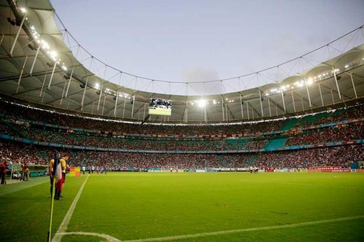 Promotor analisará possibilidade de clássicos do Baianão contarem com torcedores dos dois times - Foto: Felipe Oliveira | EC Bahia