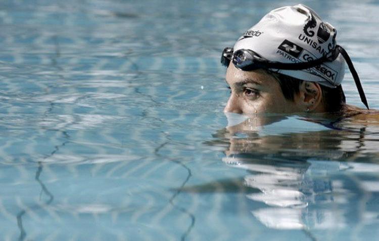 Ana Marcela escolheu a Europa para a preparação visando os Jogos de Tóquio de 2020 - Foto: Raul Spinassé/ Ag A Tarde