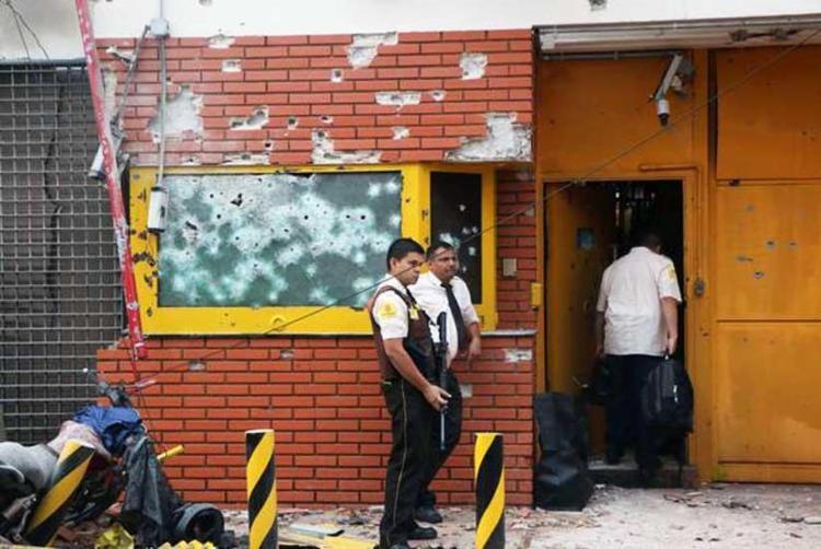 Grupo responsável por mega-assalto teria planejado resgate de Marcola - Foto: Reprodução   AFP