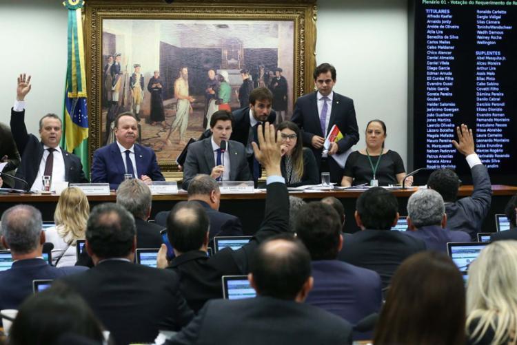 O texto final da reforma foi avaliado nesta terça-feira, 25, pela Comissão Especial da Câmara - Foto: Antonio Cruz | Agência Brasil | Divulgação