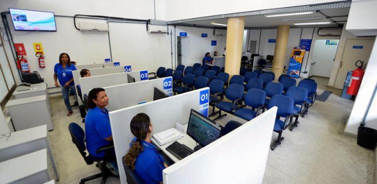 As Prefeituras-Bairro funcionam das 8h às 17h - Foto: Divulgação | Secom