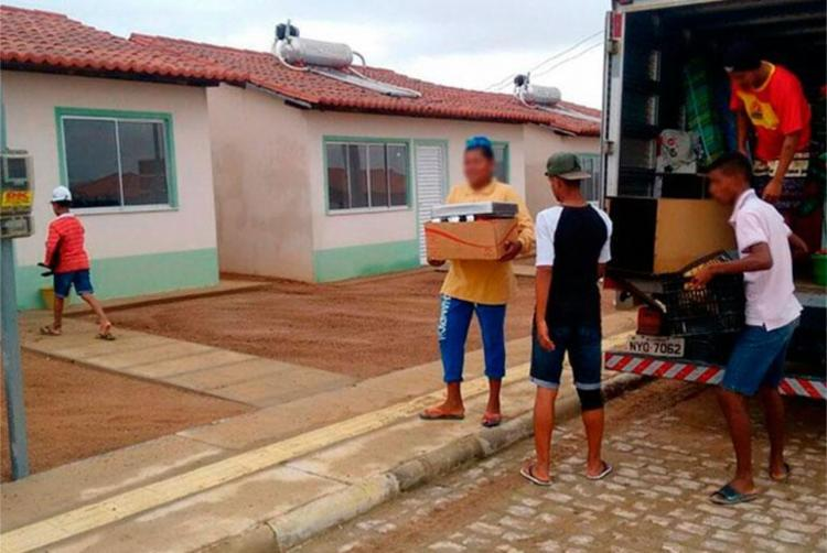 Foram entregues 231 imóveis para famílias atingidas pela chuva - Foto: Divulgação
