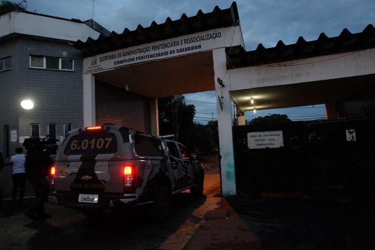 Vinte e cinco presos escaparam do Complexo de Mata Escura nesta segunda-feira, 3 - Foto: Margarida Neide l Ag. A TARDE