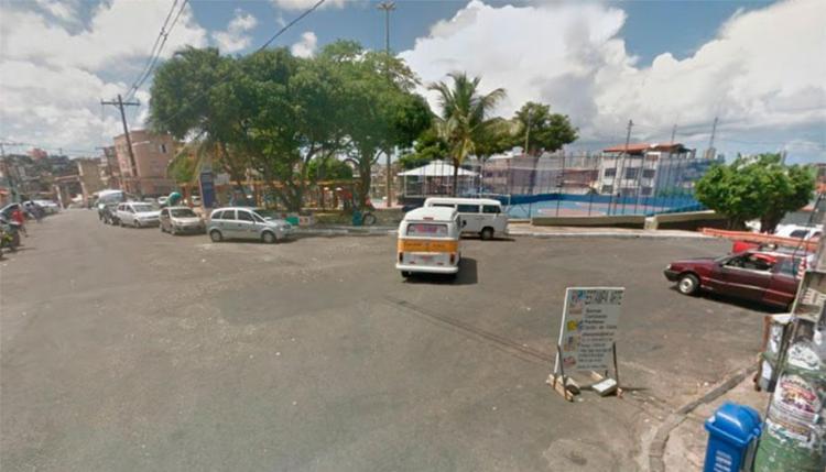 Crime aconteceu na rua Prediliano Pitta, no Garcia - Foto: Reprodução   Google Maps