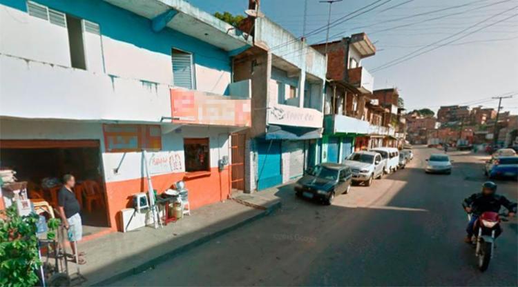 Corpo de idoso foi achado em imóvel na avenida Maria Lúcia - Foto: Reprodução   Google Maps