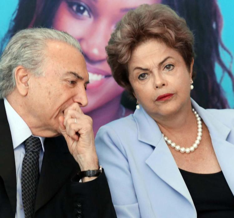 A chapa Dilma-Michel é acusada de abuso de poder econômico durante as eleições de 2014 - Foto: Lula Marques   AGPT   Divulgação
