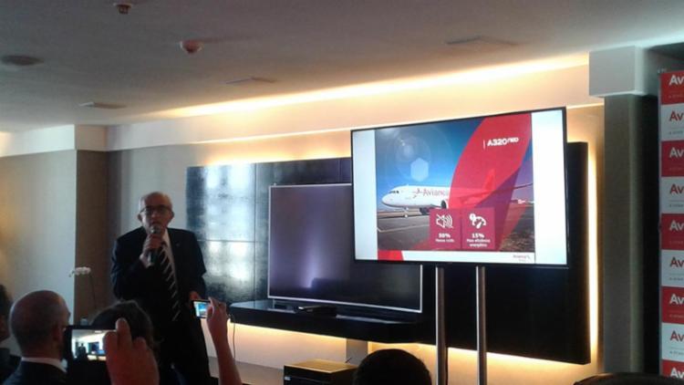 A empresa apresentou o novo airbus A330 - Foto: Luiz Serpa | A TARDE SP