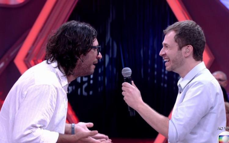 Ilmar foi eliminado com 55,92% dos votos - Foto: Reprodução | TV Globo