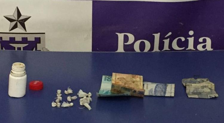 Material encontrado com os adolescentes - Foto: Divulgação | Polícia Civil
