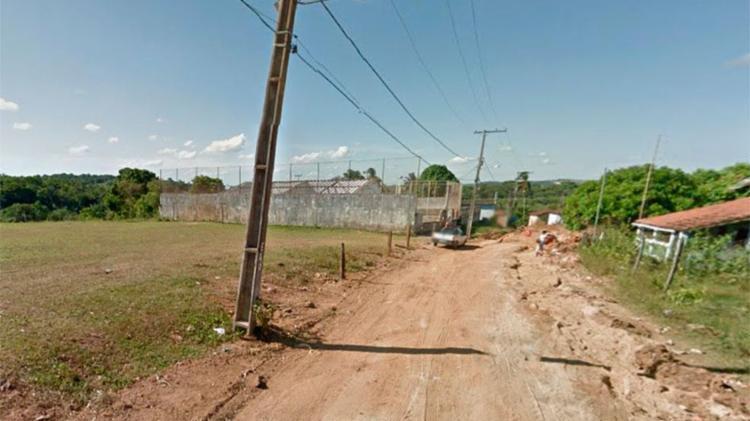 Crime aconteceu em região conhecida como Mapele - Foto: Reprodução   Google Maps