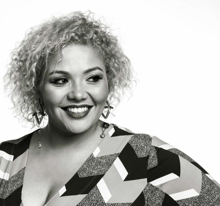 A cantora nova-iorquina Alma Thomas se apresenta sexta-feira - Foto: Fernando Lemos | Divulgação