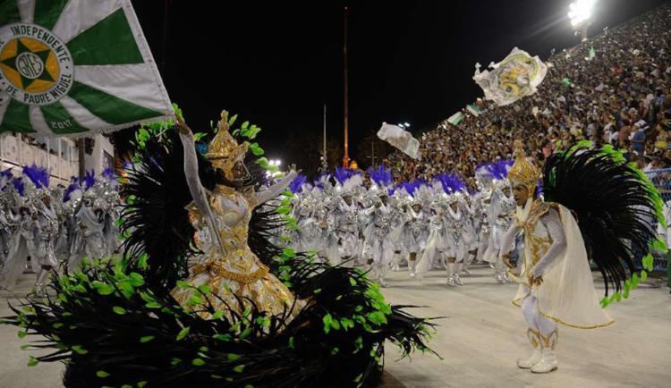 O Carnaval carioca agora tem duas campeãs - Foto: Fernando Frazão | Agência Brasil