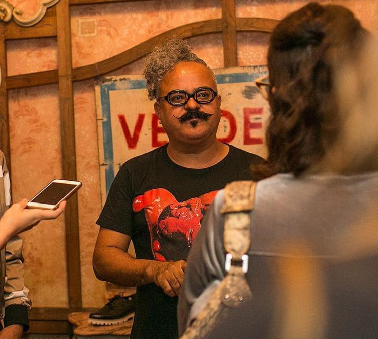 O estilista é um dos principais quando o assunto é moda com DNA brasileiro - Foto: Divulgação