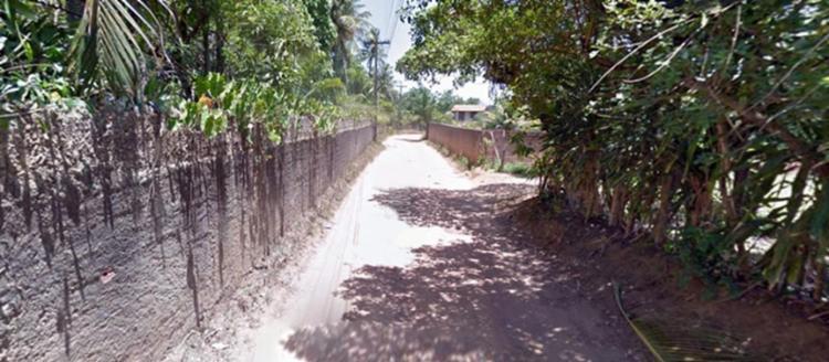 Triplo homicídio aconteceu na rua Alto do Girassol - Foto: Reprodução   Google Maps