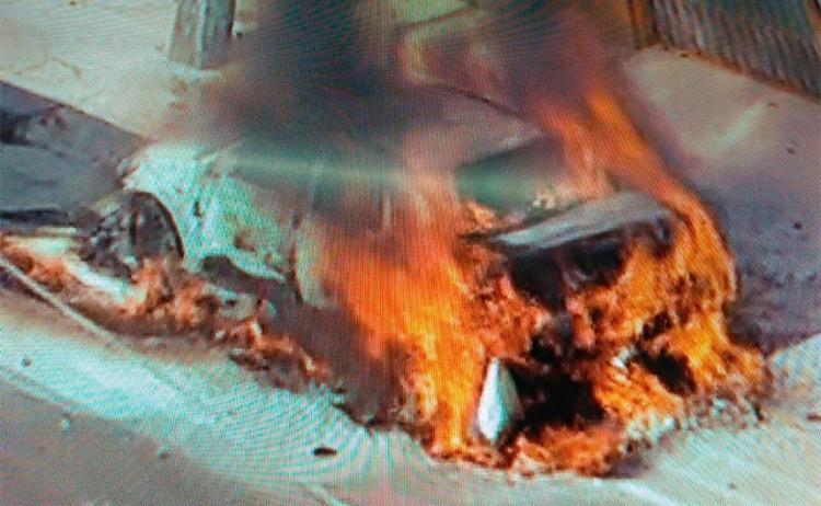 Não há informações sobre o que provocou o incêndio - Foto: Reprodução | TV Record