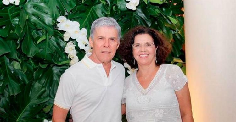 José Mayer e Vera estão casados há 45 anos - Foto: Divulgação