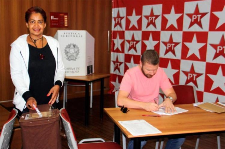 1,6 milhão de petistas que poderão participar do PED em 4.109 municípios - Foto: Reprodução   PT Brasil
