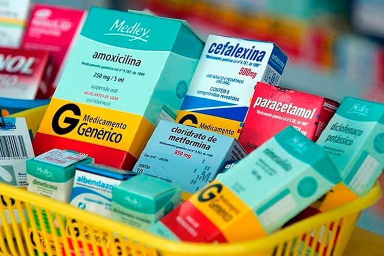 Remédios devem ficar em média 2,43% mais caros este mês - Foto: Reprodução