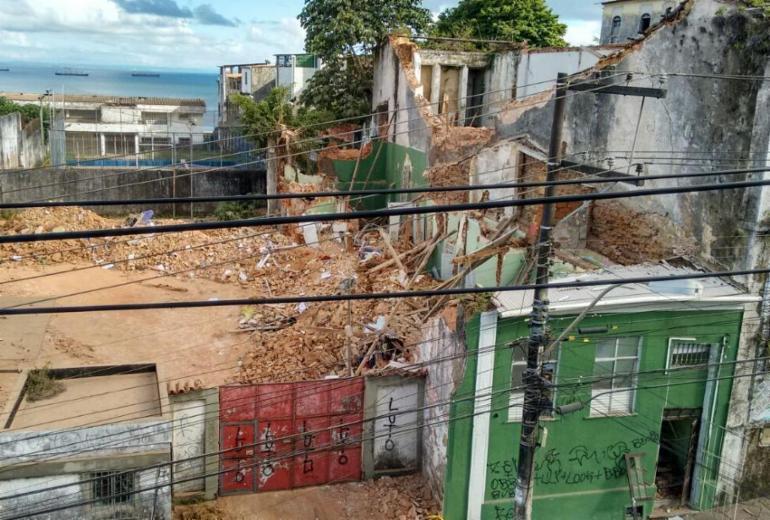 Sobe para três o número de mortos em desabamento de imóvel na Soledade