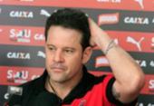 Argel Fucks critica diretoria do Vitória: