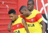 Vitória busca primeiro triunfo no Brasileirão diante do Corinthians | Foto: