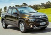 Fiat Toro ganha mais versões e pintura bicolor na linha 2018 | Foto: