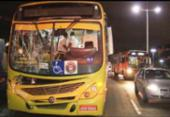 Câmera de ônibus não funcionava durante assalto com vítima em Nazaré | Foto: