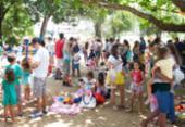 Feira promove troca de brinquedos e livros na Pituba | Foto: