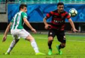 Vitória perde do Coritiba e entra no Z-4 do Brasileiro | Foto: