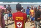 Corpo é encontrado em areia de praia em Salvador | Foto: