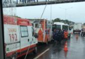 Uma pessoa morre e duas ficam feridas após acidente na BR-324 | Foto: