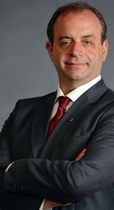 Fabio Fossen, presidente da Bridgestone do Brasil - Foto: Divulgação