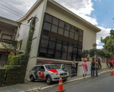 Decisão do juiz Ricardo Leite, da 10ª Vara Federal, em Brasília, afeta atividades de entidade ligada ao ex-presidente - Foto: Heinrich Aikawa l Instituto Lula