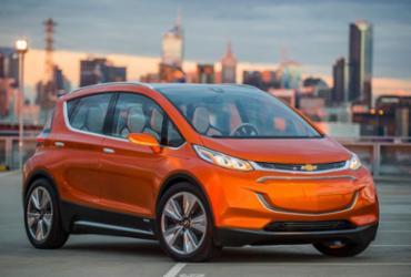 GM diz que será a primeira a obter lucro com carros elétricos
