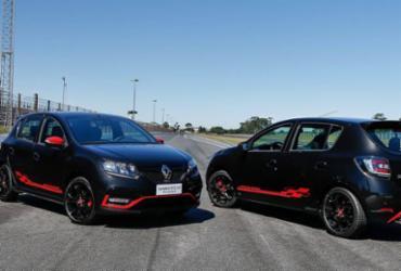 Renault lança Sandero R.S Racing Spirit