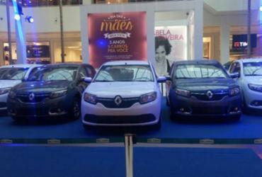 Shoppings de Salvador sorteiam carros no Dia das Mães
