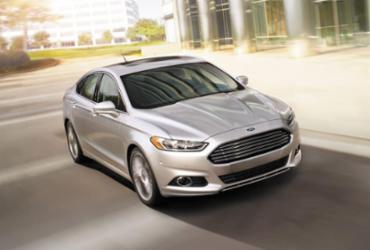 Ford Fusion com problema no cinto