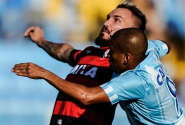 Vitória empata com o Avaí na estreia do Brasileirão