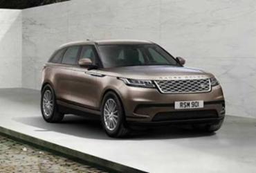 Range Rover Velar chega em outubro; confira os preços