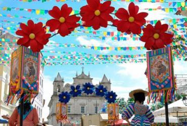 Pelourinho terá mais de 30 atrações durante o São João