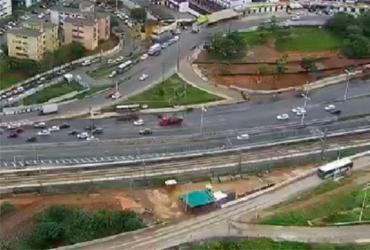 Confira como está o trânsito na capital