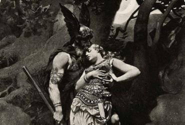 Neil Gaiman investe na Mitologia Nórdica. Desta feita, sem modernizar nada
