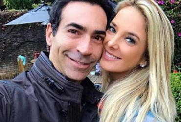 Após sete meses separados, César Tralli e Ticiane Pinheiro reatam namoro