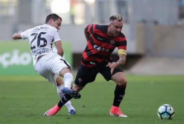 Vitória não se impõe e deixa Corinthians vencer na Fonte