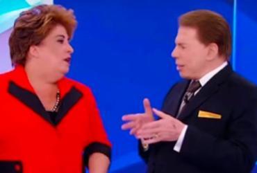 """Governo de total felicidade"", diz Silvio Santos ao anunciar candidatura"