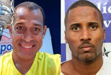 Suspeito de ter atirado em radialista era considerado foragido da Justiça
