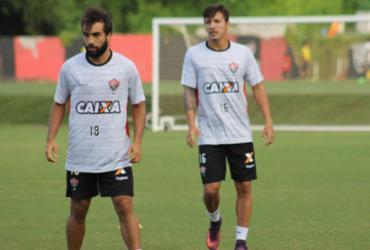 Vitória treina em dois períodos de olho no Coritiba