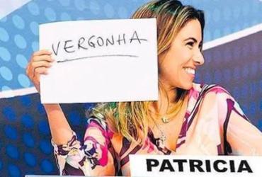 """Público detona Patrícia Abravanel: """"falsa profeta"""""""