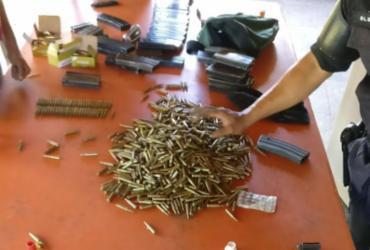 Força-tarefa captura quadrilha que roubou mineradoras na Bahia